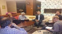 Hüseyin Özkan Basın Toplantısı Gerçekleştirdi
