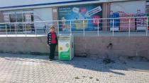 Cihanbeyli'ye Atık yağ Kumbarası