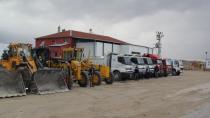 Cihanbeyli Belediyesi Kışa Hazır