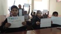 Cihanbeyli Halk Eğitim Merkezi Suriyeli Çocuklara Türkçe Öğretimi Kursu Başlattı.