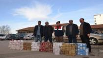 Konya'da 10 bin paket kaçak sigara ele geçirildi