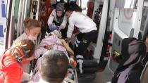 Kulu'da Trafik Kazası: 1 Yaralı - Kulu Haber