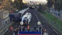 İzmir'de metro kazası - İzmir Haber