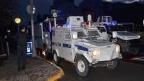 HDP Beyoğlu ilçe binasında polis arama yapıyor