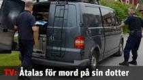 İsveç'te  kızını öldüren şizofreni babanın cezası belli oldu