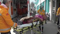Konya'da genç kız şofbenden sızan gazdan zehirlendi