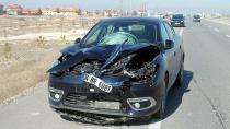 Konya'da trafik kazası, 11 yaşındaki kız öldü
