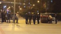 Konya'da otomobil takla attı - Konya Haber