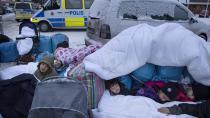 İsveç'te 'mülteci evleri'nin sayısı artıyor