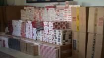 Kulu'da 3 bin 500 paket kaçak sigara ele geçirildi