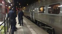Stockholm'de bomba paniği tren seferlerini durdurdu