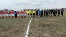 Yeniceoba Gençlerspor 1 - 4 Havzan