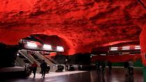 Stockholm'de metroya kaçak binenlerin oranı yüzde 3