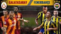 Galatasaray Fenerbahçe derbisini canlı izle