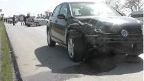 Kulu'da Trafik Kazası 5 Yaralı