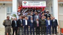 Tuzyaka'da TÜBİTAK Bilim Fuarı Açıldı