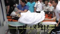 Kulu'da İnşaatın 6. Katından Düşen Çocuk Ağır Yaralandı
