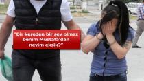 Konya'da bir kadın kendisine tecavüz etmek isteyen şahsı öldürdü