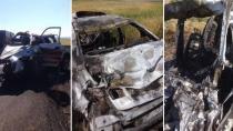 Kulu'da Pikapla otomobil çarpıştı: 1 ölü, 2 yaralı!