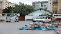 Konya'da Silahlı Kavga : 3 Yaralı