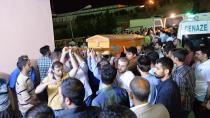 Konya'daki kazada hayatını kaybedenlerin cenazeleri Şanlıurfa'da