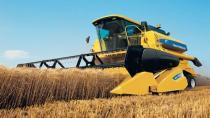 Bölgede Arpa ve Buğday Hasadına Yağmur Molası