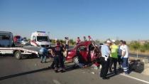 Konya'da kaza: Aynı aileden 3 kişi ölü, 2 kişi yaralandı