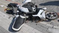 Kulu'da otomobil elektrikli bisiklete çarptı: 2 ölü, 2 yaralı