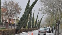 Konya ve çevresine meteorolojik uyarı