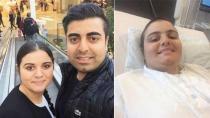 Danimarka'da kanserle boğuşan Habibe için yardım kampanyası