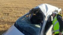 Konya yolunda kaza: 2 ölü, 3 yaralı