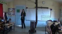 Köy okulunun fedakar Yeniceoba'lı öğretmeni