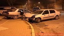 Yeniceoba'da Trafik Kazası - 26 Kasım 2016