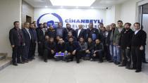 Cihanbeyli Belediyesi 'Akşam Sohbetleri' devam ediyor.