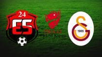 24 Erzincanspor - Galatasaray maçı saat kaçta hangi kanalda? (Muhtemel 11'ler)