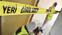Konya'da merdiven boşluğuna düşen kişi öldü