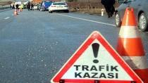 Konya'da otobüs devrildi: 1 ölü 43 yaralı