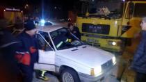 Kulu'da Tır İle Otomobil Çarpıştı: 1 Yaralı