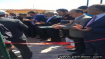 Yeniceoba Bekir Binici Stadı Açıldı