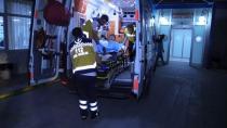 Konya'da sokakta arkadaşı ile sohbet ederken vuruldu