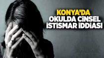 Konya'da okulda cinsel istismar iddiası