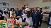 Kulu'da 4006 Tübitak Bilim Fuarı Açıldı