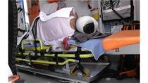 Kulu'da Motosikletle Minibüs Çarpıştı: 2 Yaralı