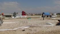 Konya'da çerezlik ayçekirdeği hasadı başladı