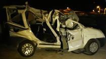 Polatlı'da korkunç kaza: 5 ölü, 1 yaralı