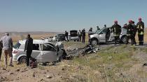 Karacadağ'daki trafik kazasında ölü sayısı 3'e yükseldi