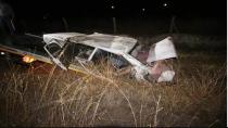 Konya'da İki Otomobil Çarpıştı: 7 Yaralı