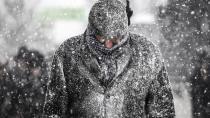 Konya ve çevresine yarım metre kar geliyor