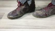Çocuklar İçin Giymediğiniz Botları İstiyorlar