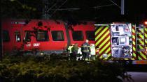 Farum'da üzen tren kazası: Yeniceoba'lı çalışan hayatını kaybetti